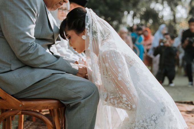 Ocil & Bimo Wedding by BUKIT DARMO GOLF SURABAYA - 016