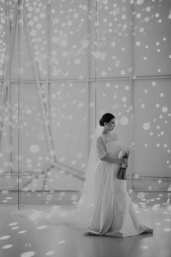 Mini Matrimony of William & Monica by Nikahan Teman - 018