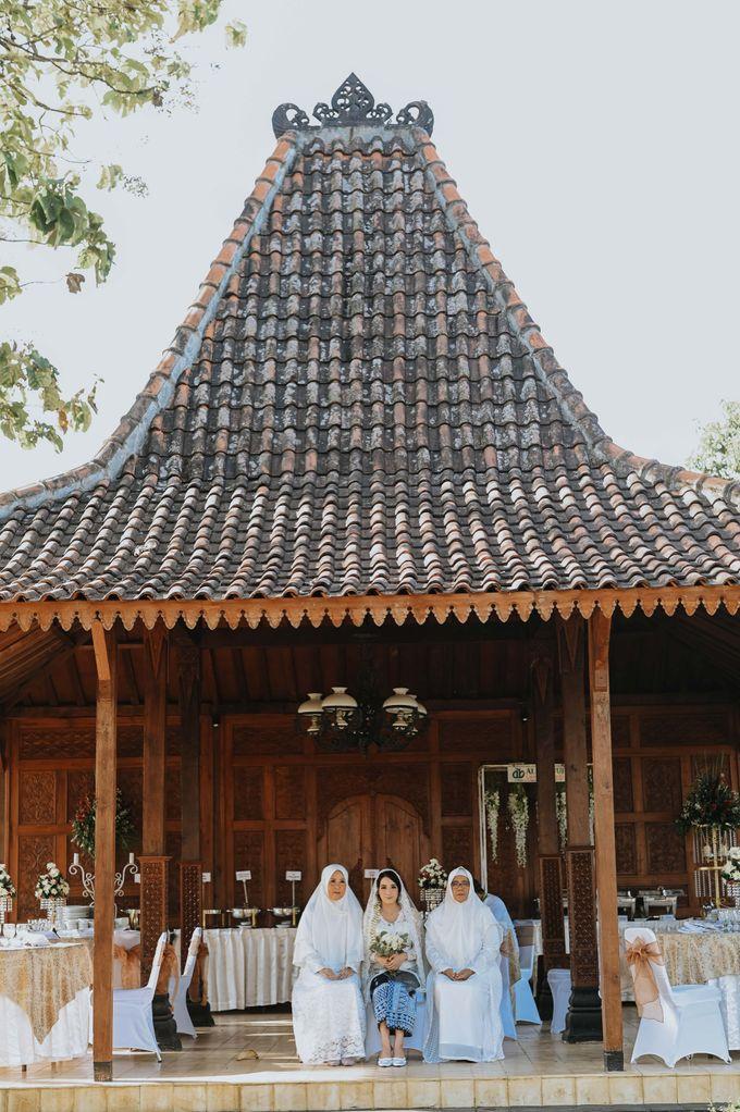 Yogyakarta Wedding Farra & Faris by Alinea - 009