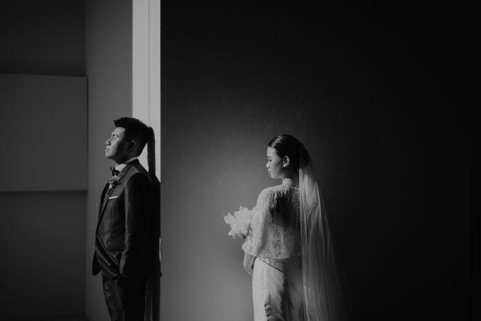 Mini Matrimony of William & Monica by Nikahan Teman - 020