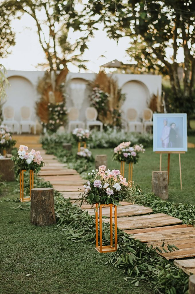 Yogyakarta Wedding Farra & Faris by Alinea - 002