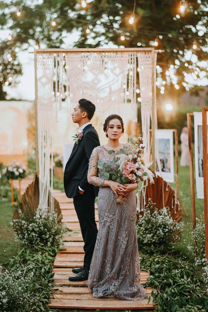 Yogyakarta Wedding Farra & Faris by Alinea - 018