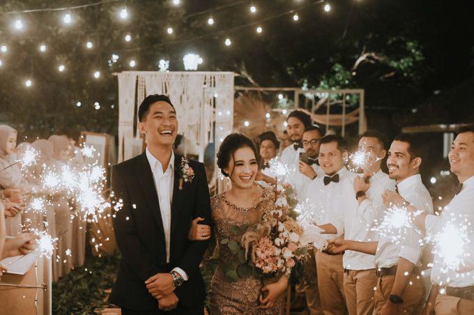Yogyakarta Wedding Farra & Faris by Alinea - 021