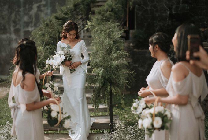 Yuris & Satrio Wedding by Alinea - 011