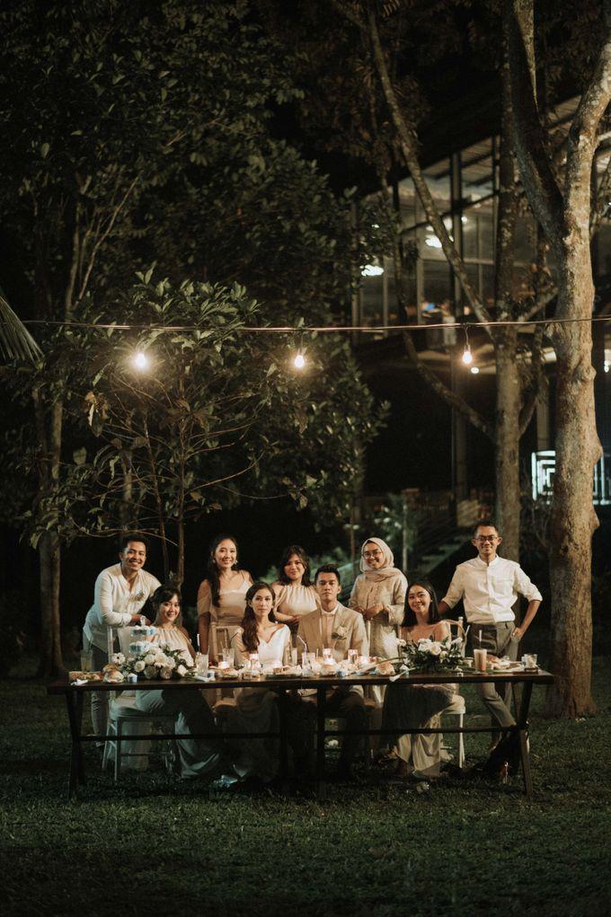 Yuris & Satrio Wedding by Alinea - 025