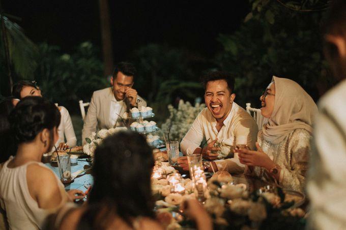 Yuris & Satrio Wedding by Alinea - 030