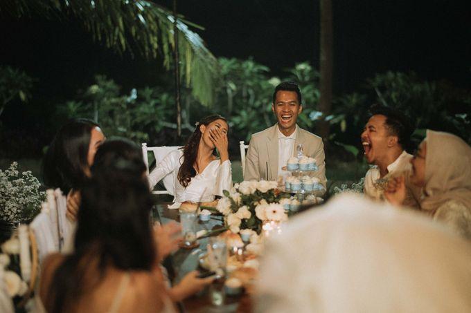 Yuris & Satrio Wedding by Alinea - 027