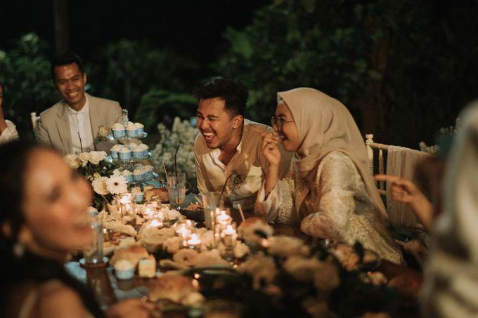 Yuris & Satrio Wedding by Alinea - 028