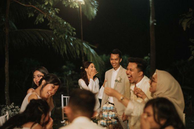 Yuris & Satrio Wedding by Alinea - 035