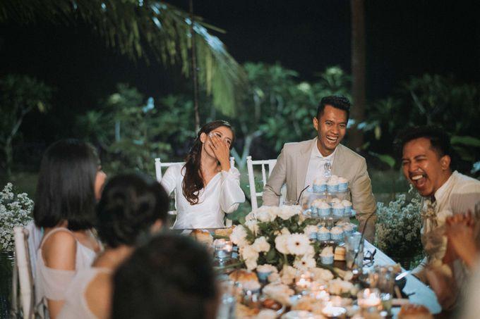 Yuris & Satrio Wedding by Alinea - 032