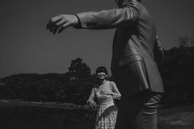 Ocil & Bimo Wedding by BUKIT DARMO GOLF SURABAYA - 012