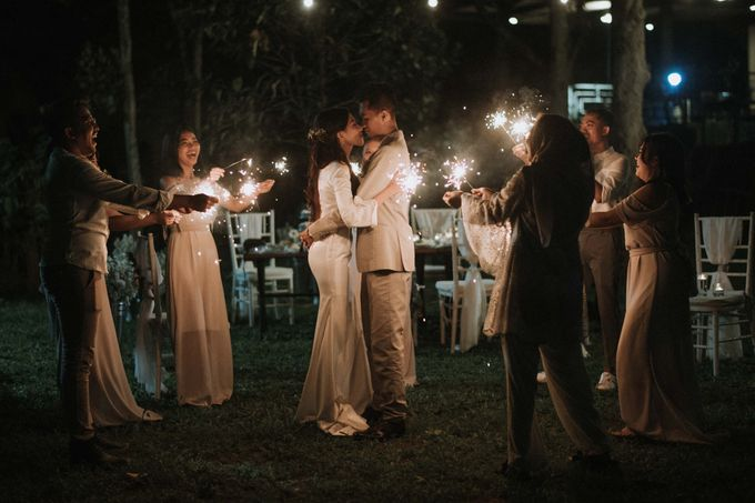 Yuris & Satrio Wedding by Alinea - 046