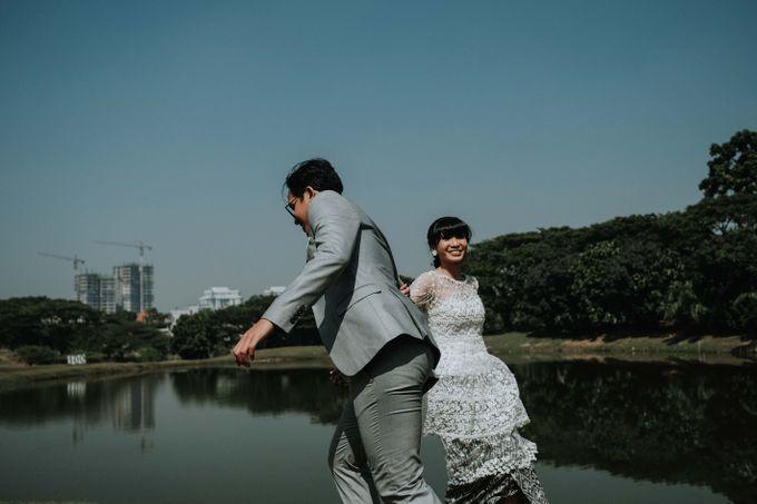 Ocil & Bimo Wedding by BUKIT DARMO GOLF SURABAYA - 021