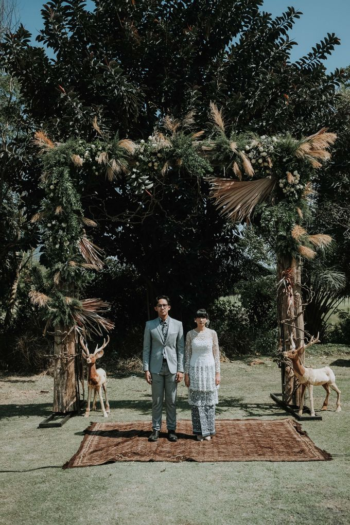 Ocil & Bimo Wedding by BUKIT DARMO GOLF SURABAYA - 020