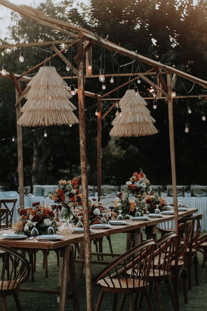 Ocil & Bimo Wedding by BUKIT DARMO GOLF SURABAYA - 025