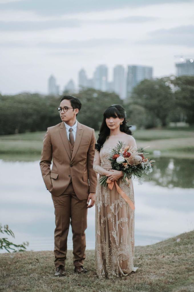 Ocil & Bimo Wedding by BUKIT DARMO GOLF SURABAYA - 026
