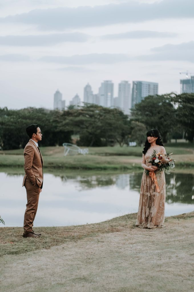 Ocil & Bimo Wedding by BUKIT DARMO GOLF SURABAYA - 027
