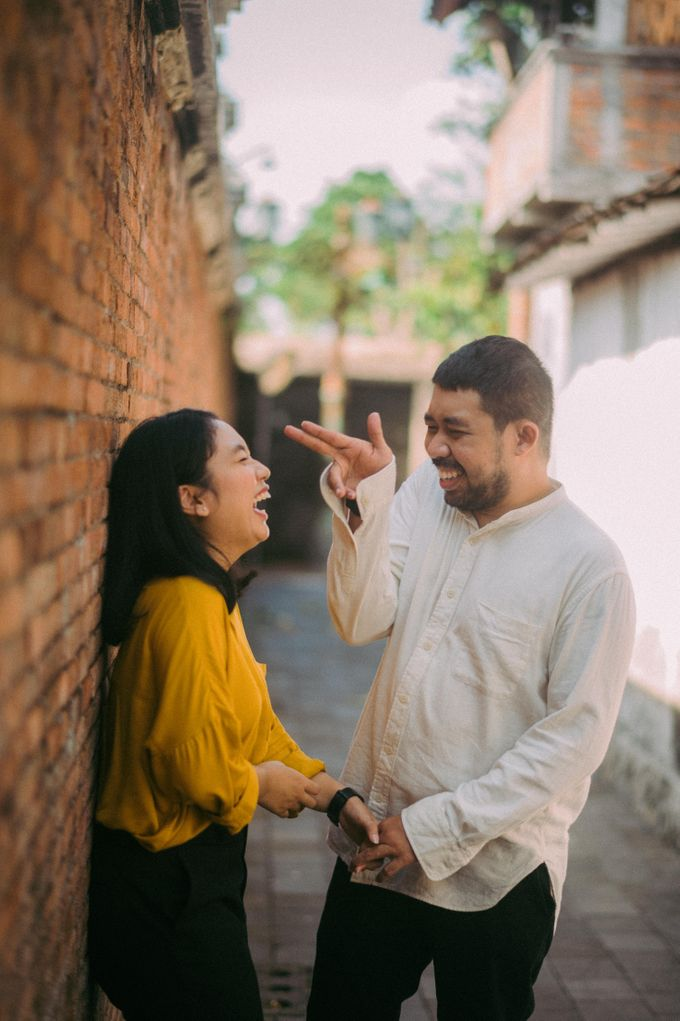 Poe & Arga  couple session - Selangkah ke Jogja by Alinea - 025