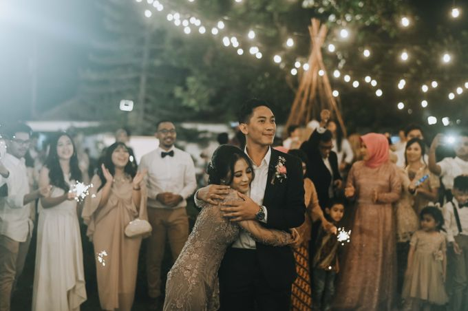 Yogyakarta Wedding Farra & Faris by Alinea - 023