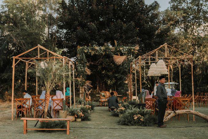 Ocil & Bimo Wedding by BUKIT DARMO GOLF SURABAYA - 003