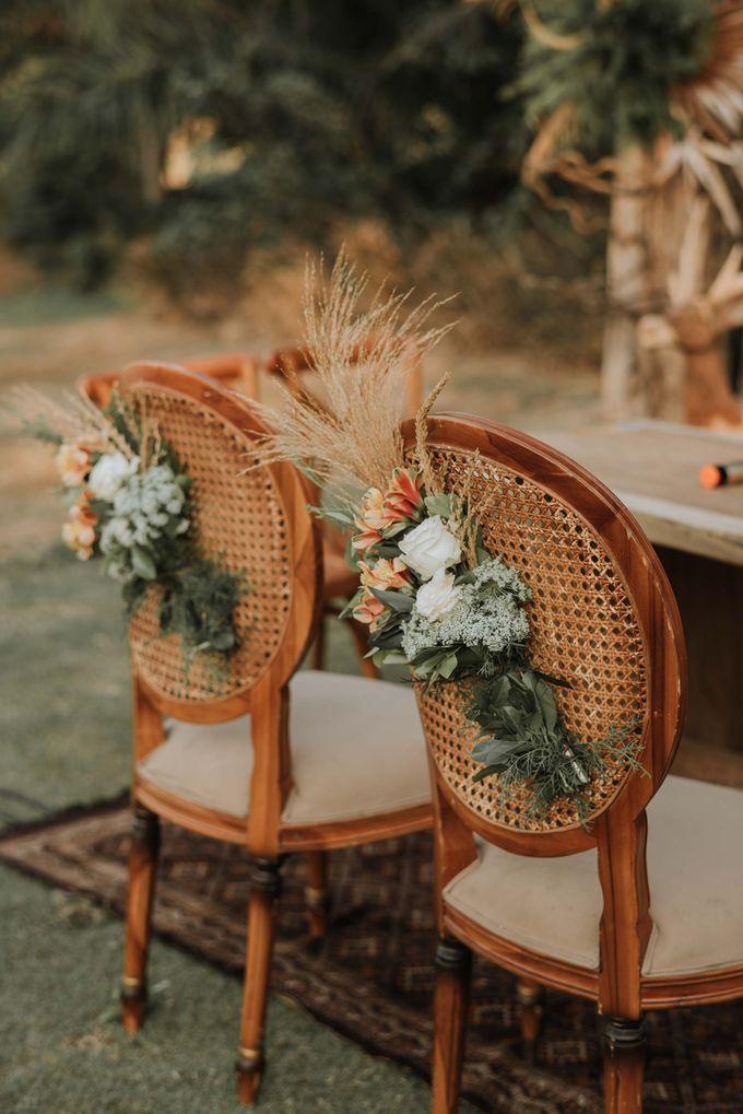 Ocil & Bimo Wedding by BUKIT DARMO GOLF SURABAYA - 001
