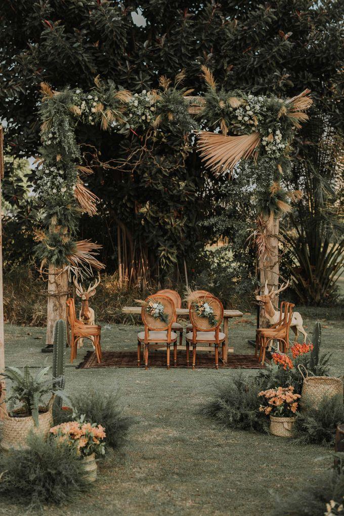 Ocil & Bimo Wedding by BUKIT DARMO GOLF SURABAYA - 002