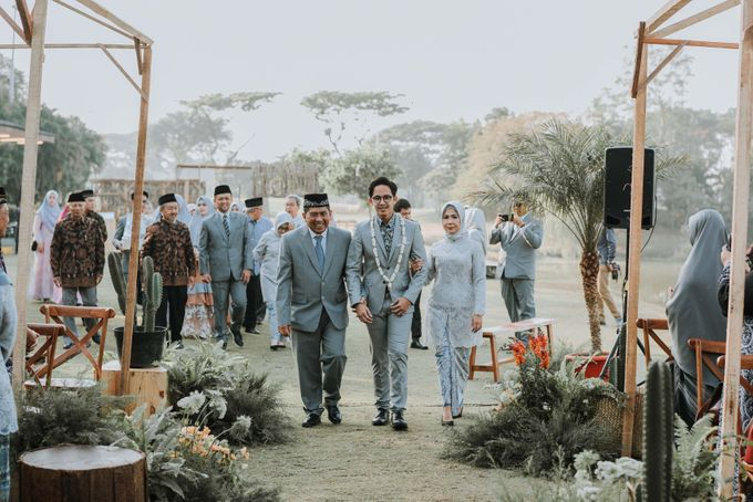 Ocil & Bimo Wedding by BUKIT DARMO GOLF SURABAYA - 006
