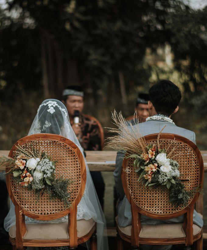 Ocil & Bimo Wedding by BUKIT DARMO GOLF SURABAYA - 007