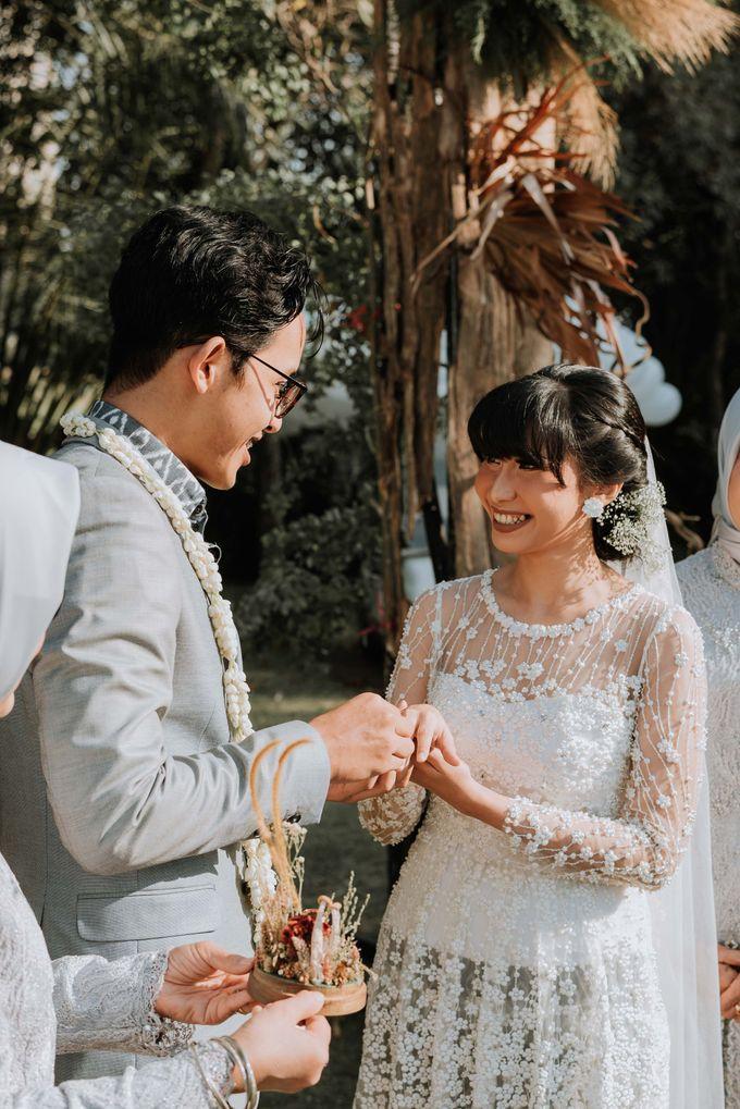 Ocil & Bimo Wedding by BUKIT DARMO GOLF SURABAYA - 022