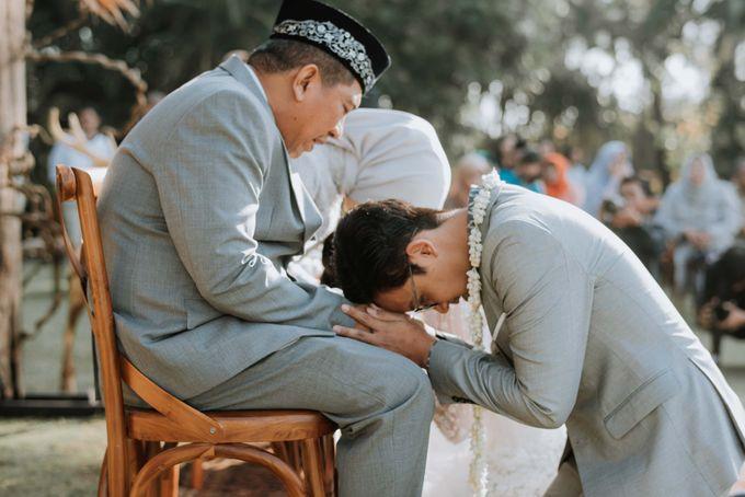 Ocil & Bimo Wedding by BUKIT DARMO GOLF SURABAYA - 009