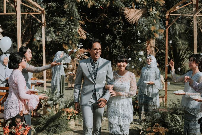 Ocil & Bimo Wedding by BUKIT DARMO GOLF SURABAYA - 010