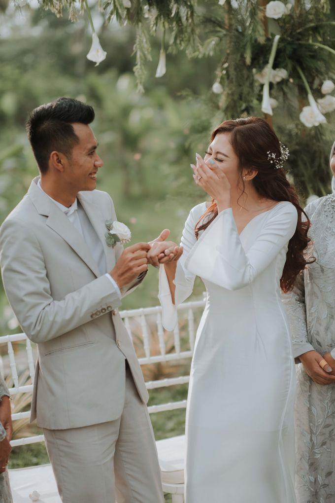 Yuris & Satrio Wedding by Alinea - 017