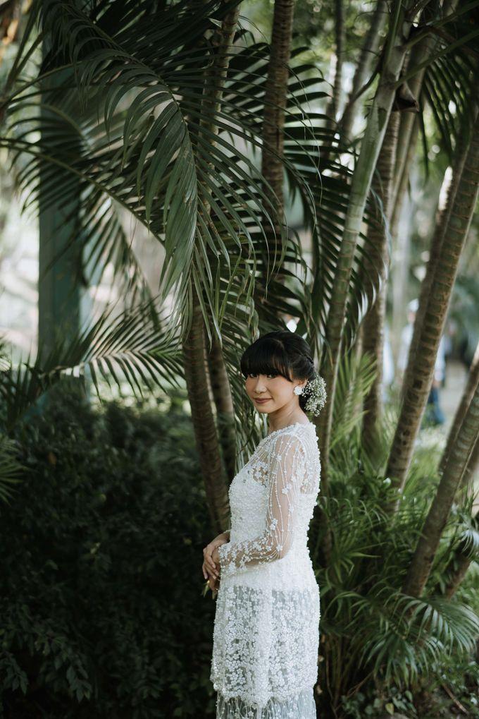 Ocil & Bimo Wedding by BUKIT DARMO GOLF SURABAYA - 018