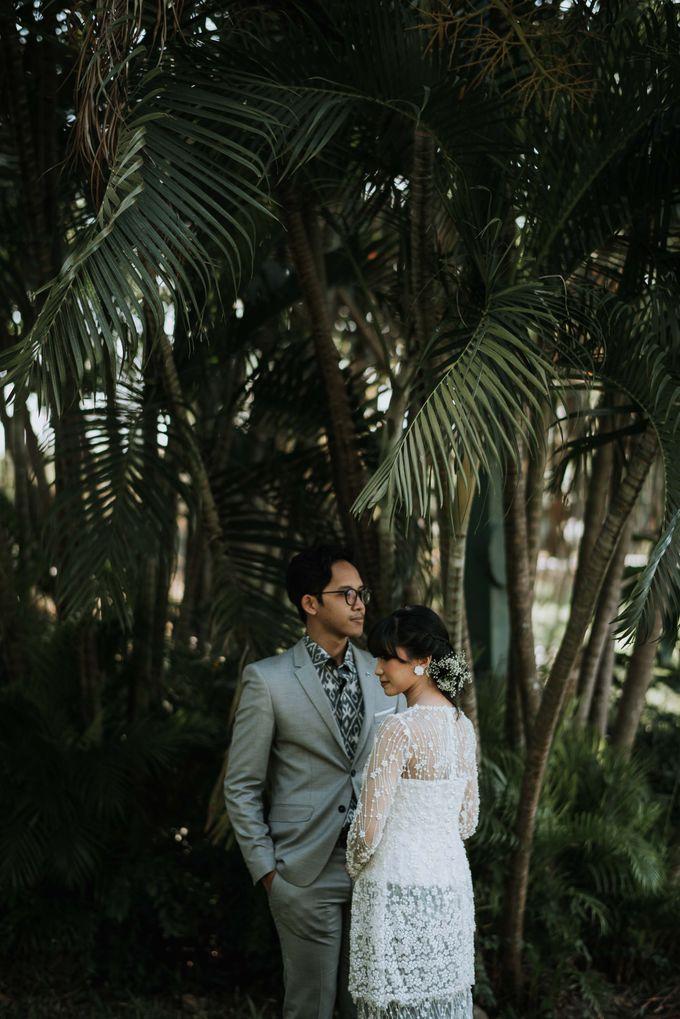 Ocil & Bimo Wedding by BUKIT DARMO GOLF SURABAYA - 024