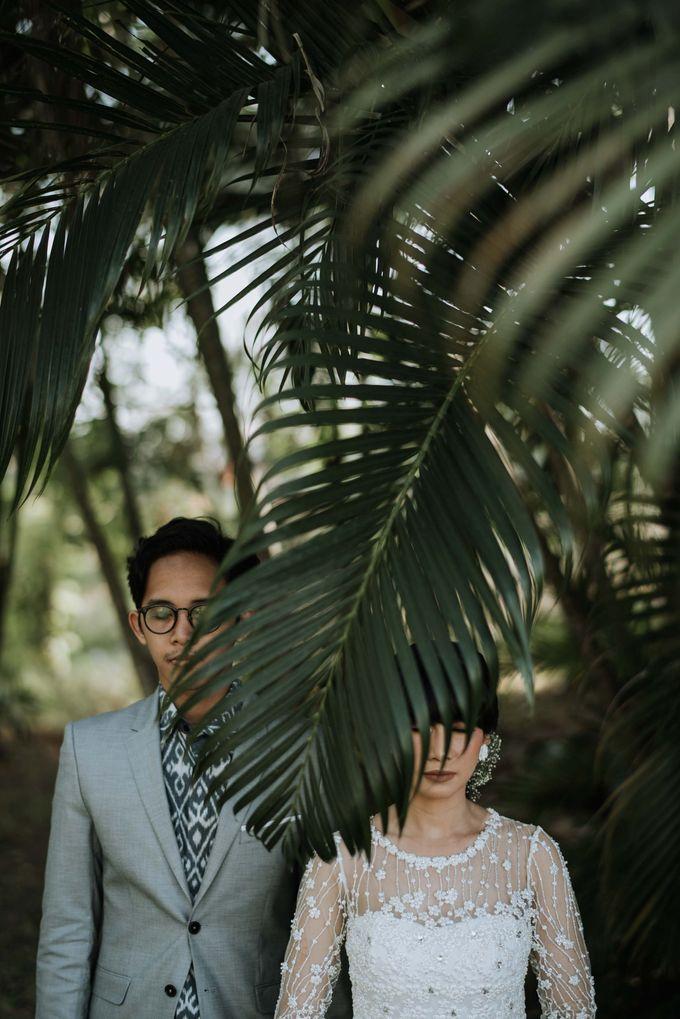 Ocil & Bimo Wedding by BUKIT DARMO GOLF SURABAYA - 023