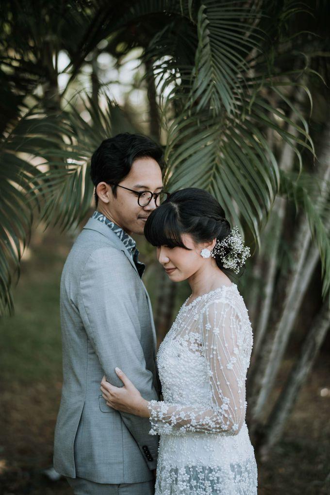 Ocil & Bimo Wedding by BUKIT DARMO GOLF SURABAYA - 013