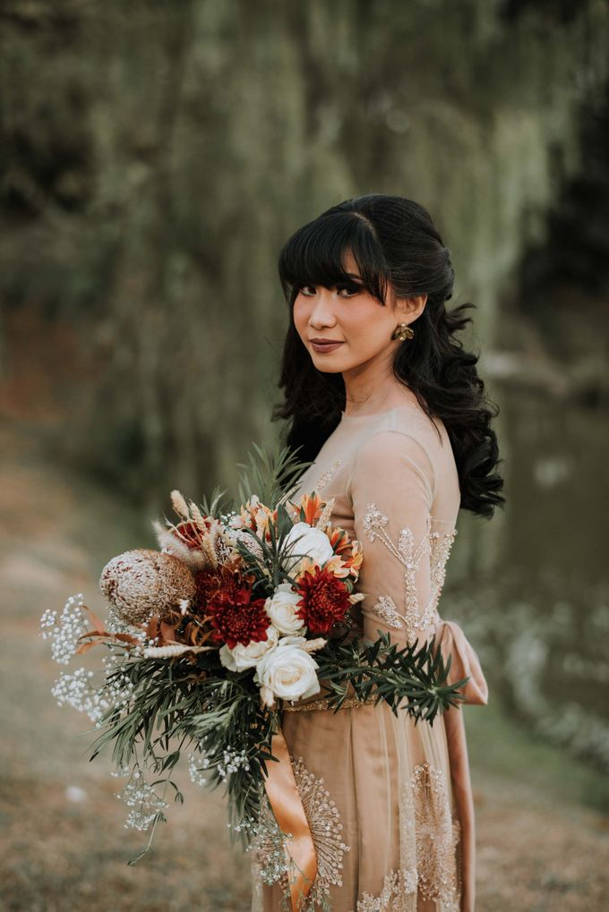 Ocil & Bimo Wedding by BUKIT DARMO GOLF SURABAYA - 028