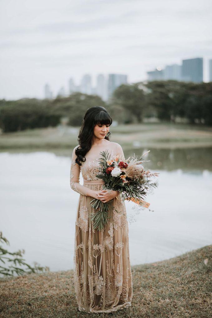 Ocil & Bimo Wedding by BUKIT DARMO GOLF SURABAYA - 029