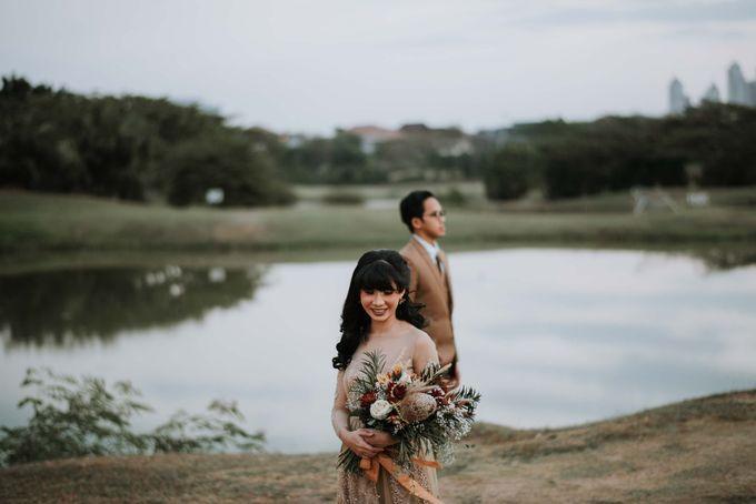 Ocil & Bimo Wedding by BUKIT DARMO GOLF SURABAYA - 030
