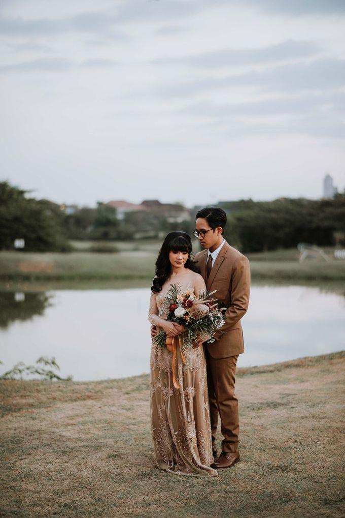 Ocil & Bimo Wedding by BUKIT DARMO GOLF SURABAYA - 031