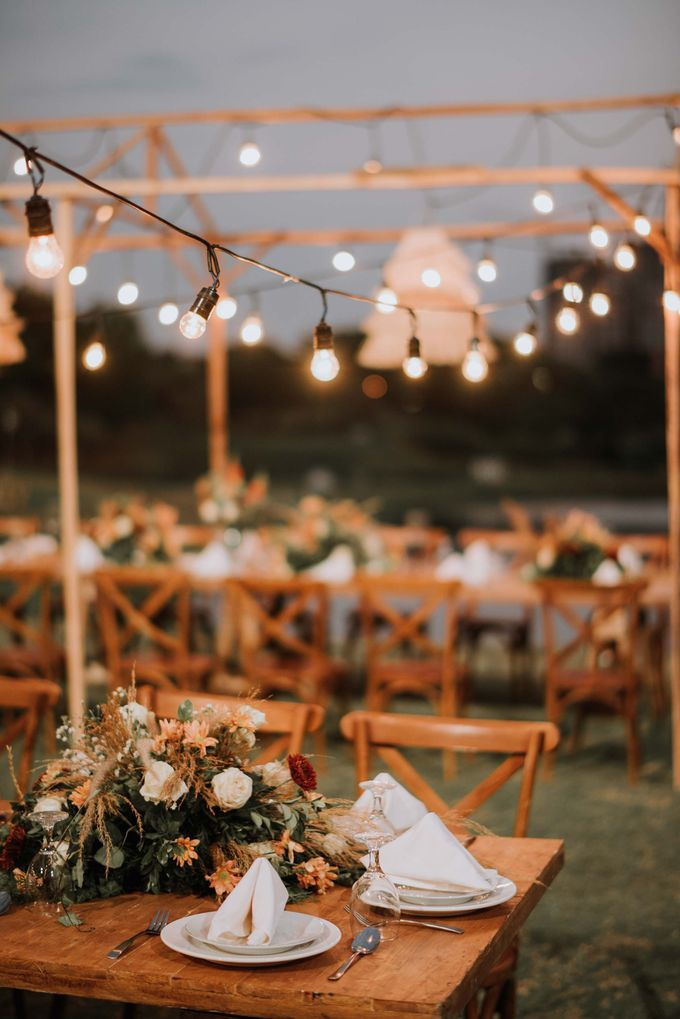 Ocil & Bimo Wedding by BUKIT DARMO GOLF SURABAYA - 032