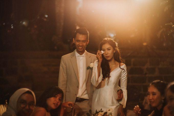 Yuris & Satrio Wedding by Alinea - 039