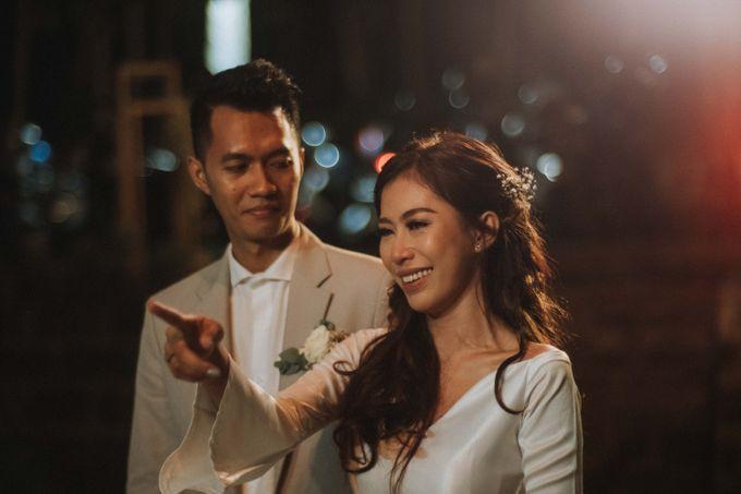 Yuris & Satrio Wedding by Alinea - 040