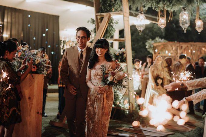 Ocil & Bimo Wedding by BUKIT DARMO GOLF SURABAYA - 033