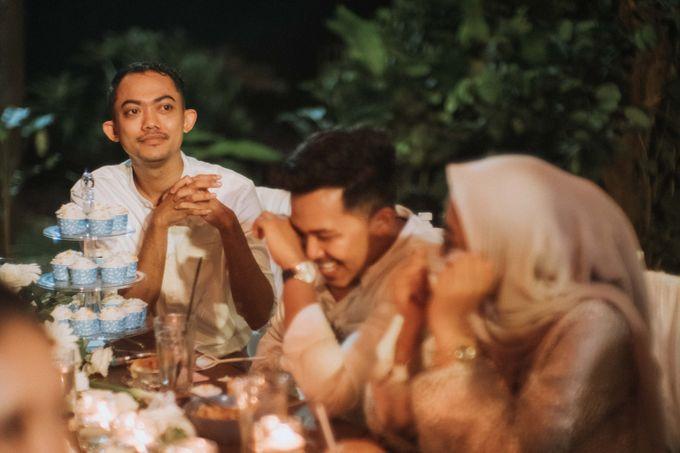 Yuris & Satrio Wedding by Alinea - 042