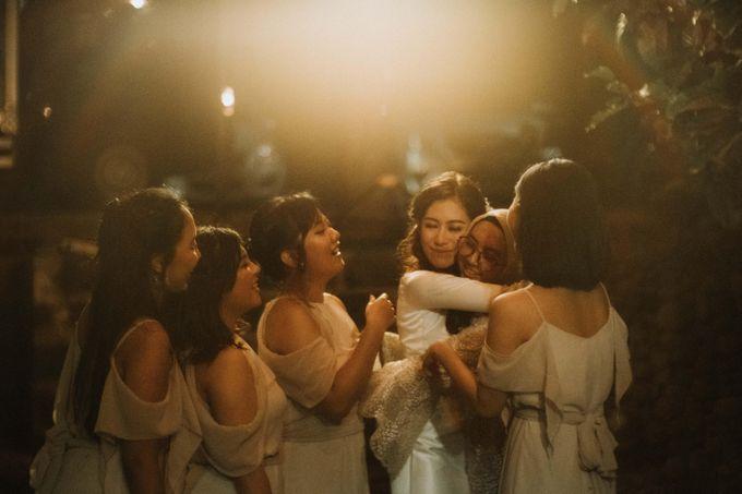Yuris & Satrio Wedding by Alinea - 045