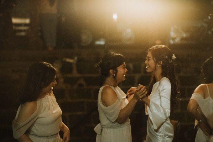 Yuris & Satrio Wedding by Alinea - 044