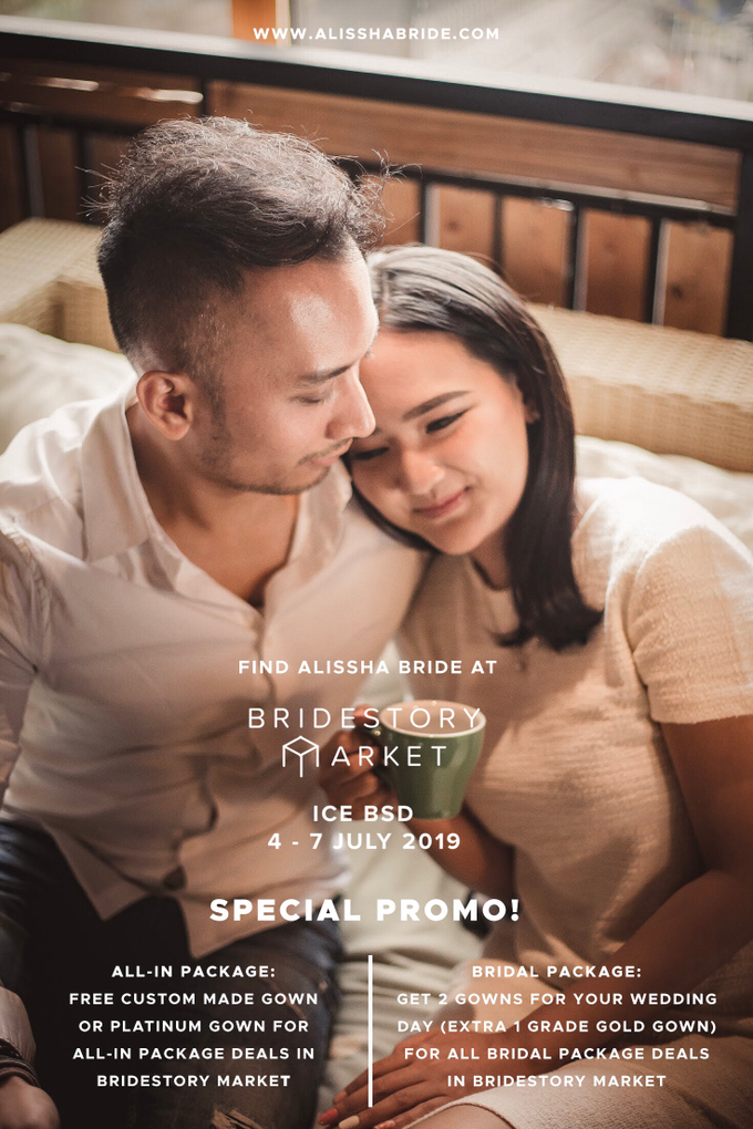 PROMO ALISSHA - BRIDESTORY MARKET 2019 by Alissha Bride - 001