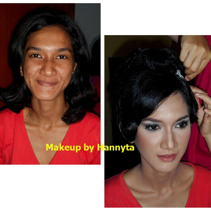 Family makeup for wedding party by Hannyta Zhong Make Up Artist ...