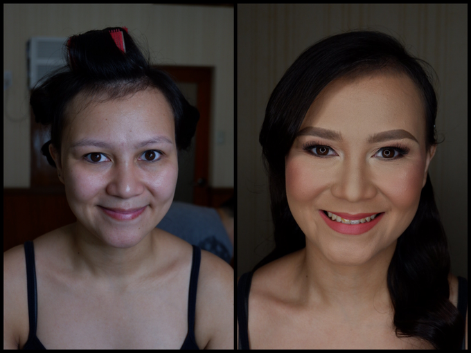Before and After Photos by All Mads Up! Makeup by Mads - 031